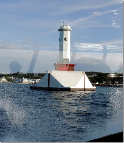 Round Lighthouse, Mackinac Island MI