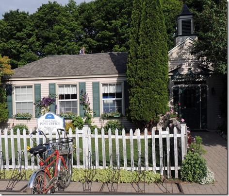 Post Office-Mackinac Island MI