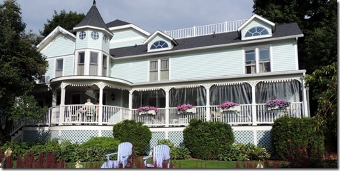 Robert Stuart House-Mackinac Island MI