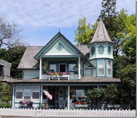 Victorian House-Mackinac Island MI