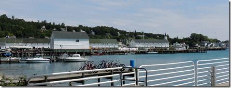 The Harbor, Mackinac Island