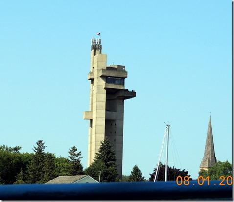 Sault St. Marie- History Tower-Soo Locks Tour