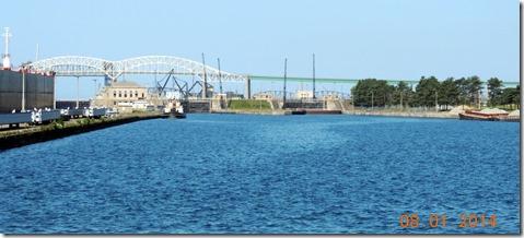 American Locks Soo Locks Tour