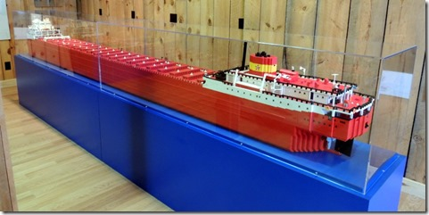 Lego, Edmund Fitzgerald