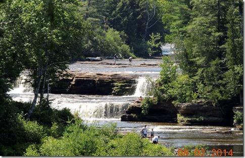 Lower  Tahquamon Falls