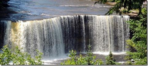 Upper  Tahquamon Falls
