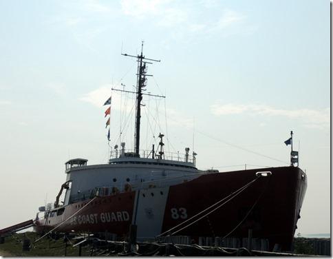 Iceboat Mackinaw