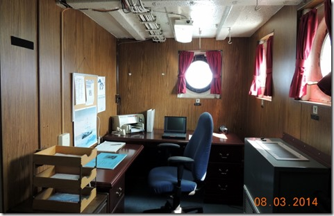 Commanding Officers office