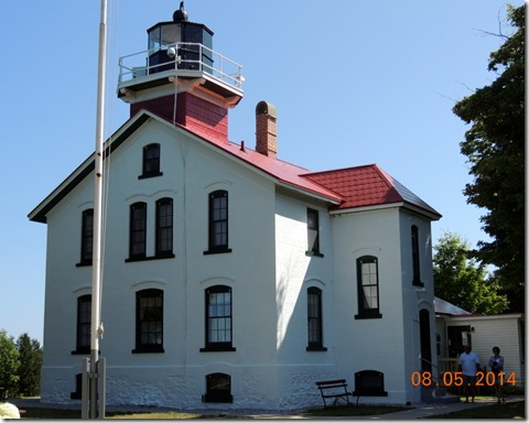 Grand Traverse Lighthouse, MI
