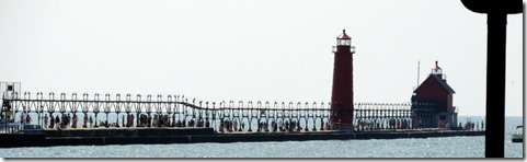 Grand Haven MI LIghthouse