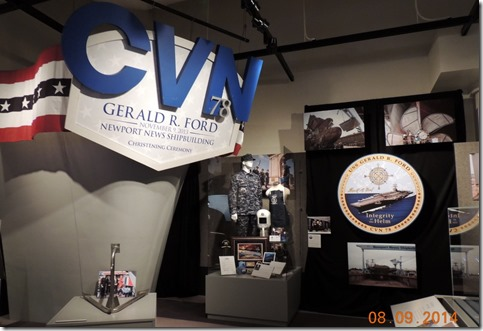President Gerald Ford Museum