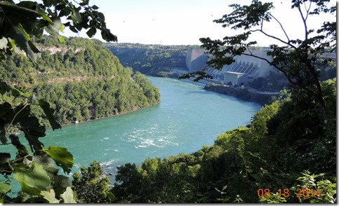 Devils Hole Niagra River