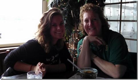 Julia Davis and Nancy Shambaugh