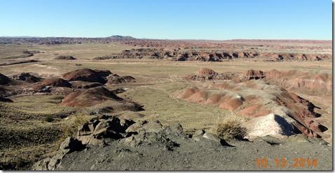 Nizhoni Point, Painted Desert