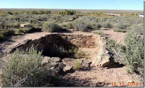 Village, Petrified Forest