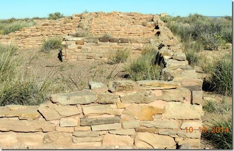 Puerco Pueblo , Petrified Forest