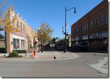 Standing on the corner in Winslow AZ