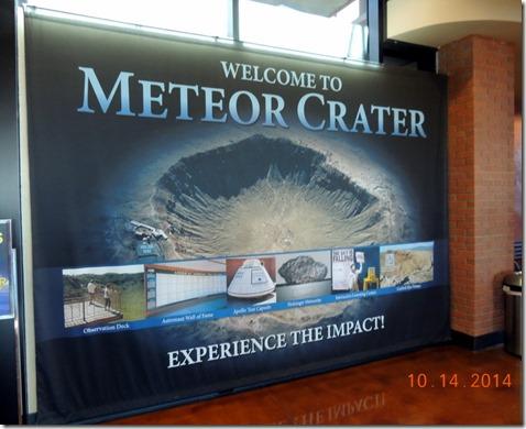 Meteor Crator