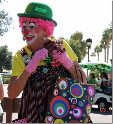 Paradise St. Patrick's Day Parade
