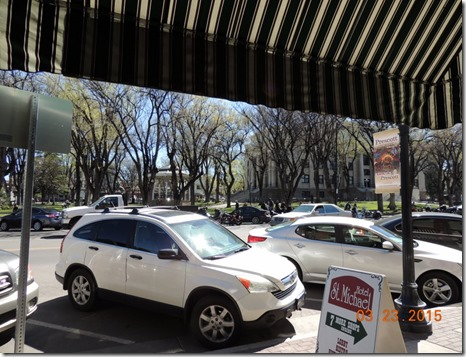 Part of the town square- Prescott AZ