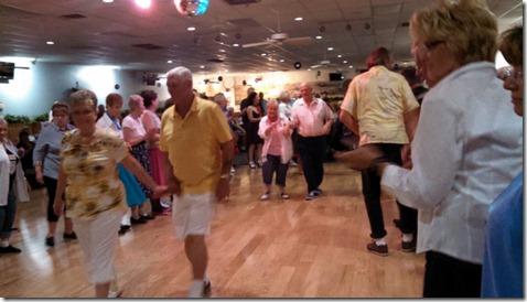 The Stroll at Elks Sock Hop 3/14/15
