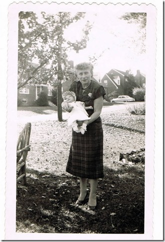Denise and Dot Laurion, 9 Nove 1953