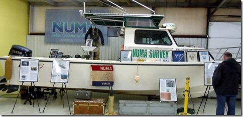 Numa boat the Divercity