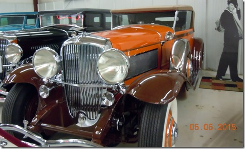1929 Duesenberg Model J-140. In 1970's this was a Hot Wheel design. Dirk Pitt drove across refecting Pool in