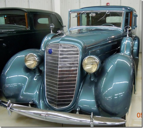 1936 lincoln Town Car, only 13 made