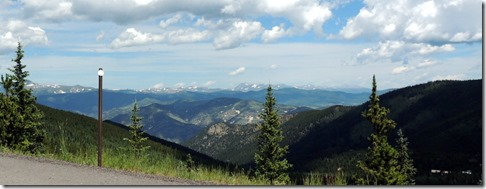 View from Squaw Pass road