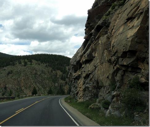 Road to Idaho Springs