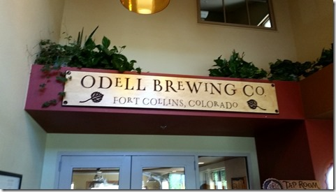 O'Dell Brewery Ft. Collins