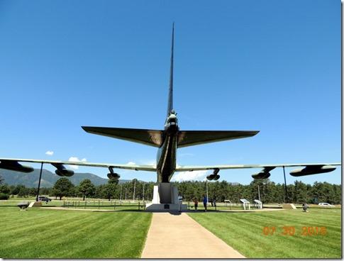 Air Force Academy  B-52