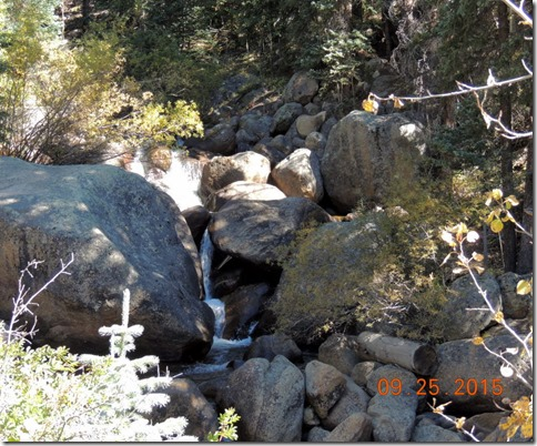 Waterfall Hwy 62 CO