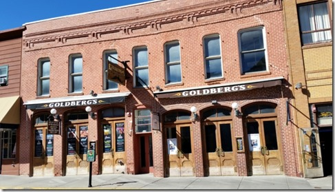 Where Jack McCall was captured, Deadwood SD