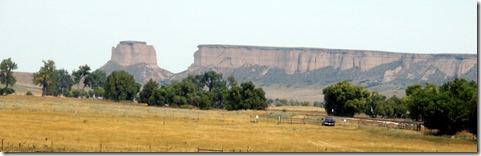 Wyoming off I-25
