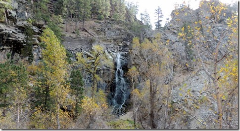 Bridal Veil Falls, Spearfish Canyon SD