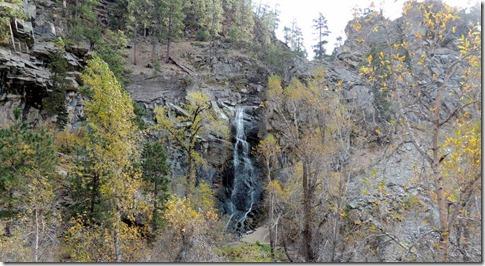 Bridal Veil Falls, Spearfish Canyon SD