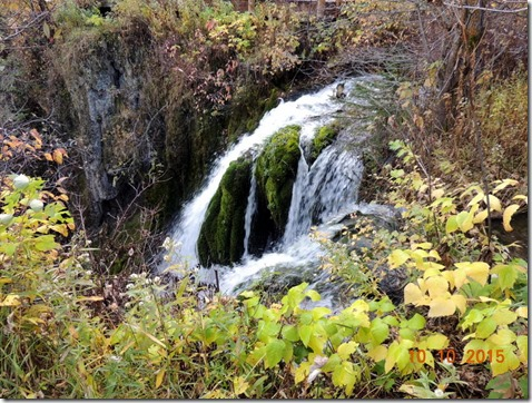 Spearfish Falls, Spearfish Canyon SD