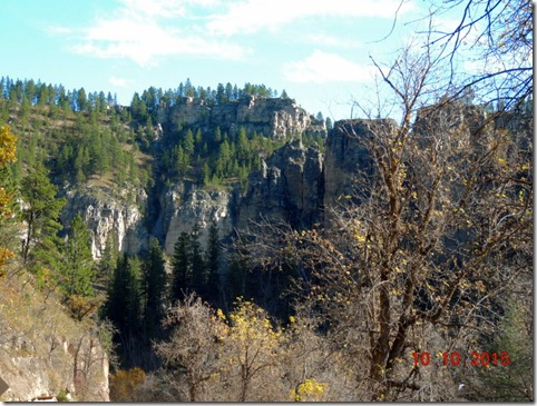 Spearfish Canyon SD