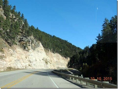 Boulder Canyon SD