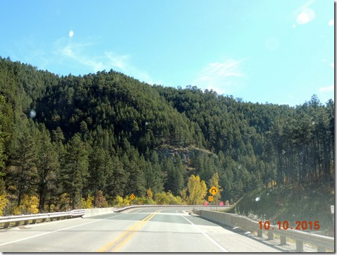 Boulder Canyon SD