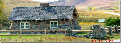 Another visitor center-Custer State Park