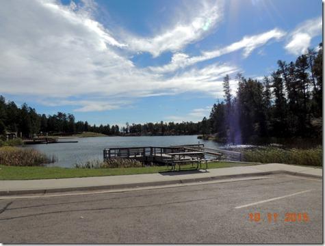 Legion Lake-Custer State Park