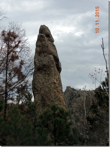Needles Scenic By-way-Custer State Park
