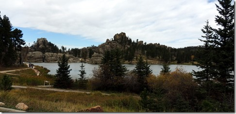 Sylvan Lake-Needles Scenic By-way-Custer State Park