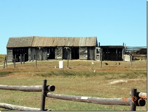 Sod House near Badlands NP