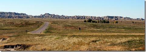 Badlands NP