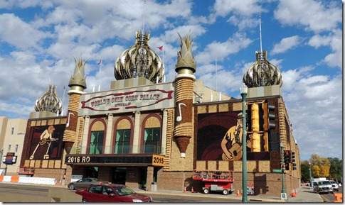 Corn Palace, Michell SD