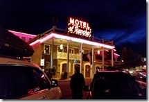 Motel El Rancho Gallop NM